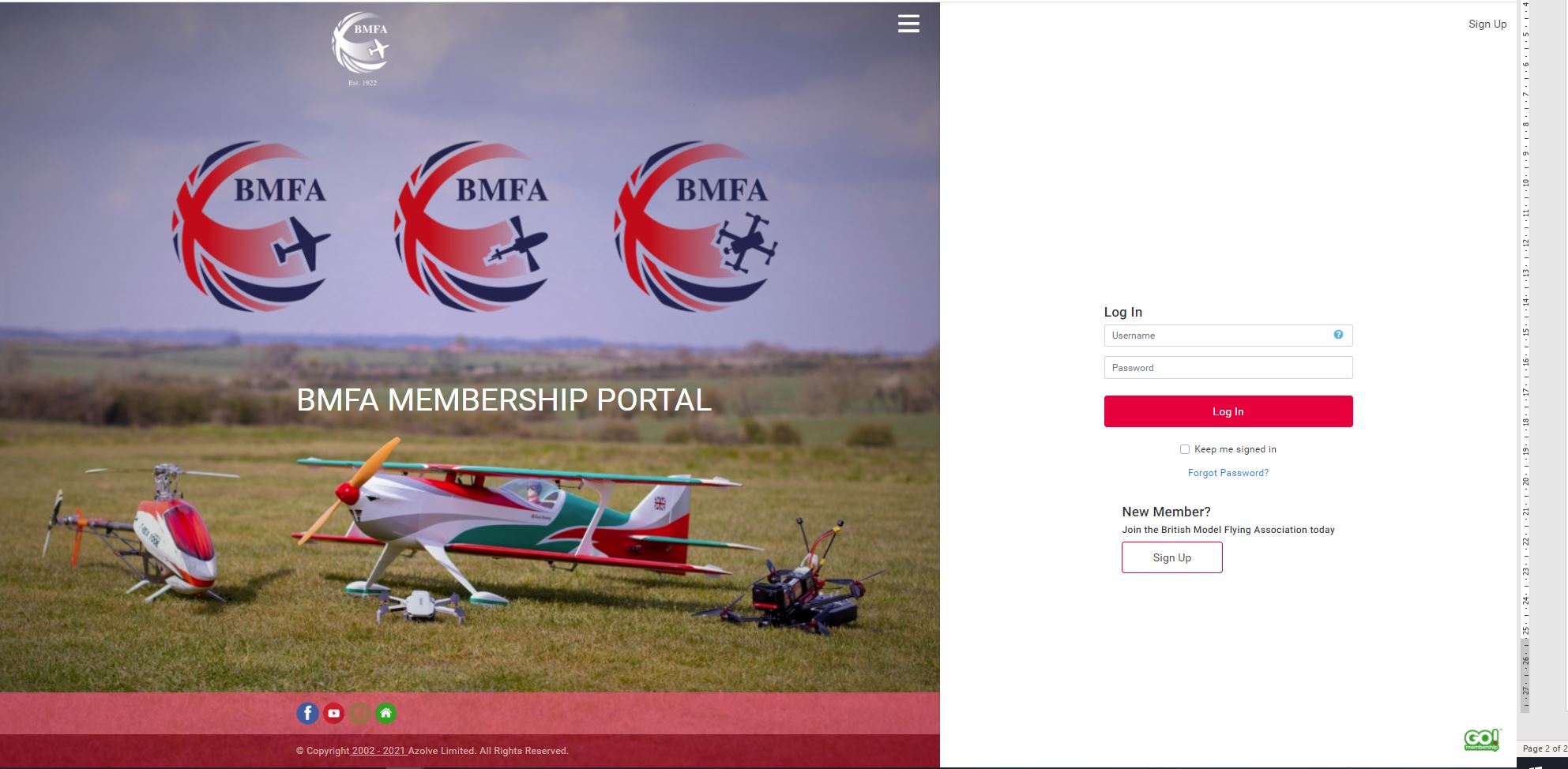 British Drone Flyers the UK's leading drone association