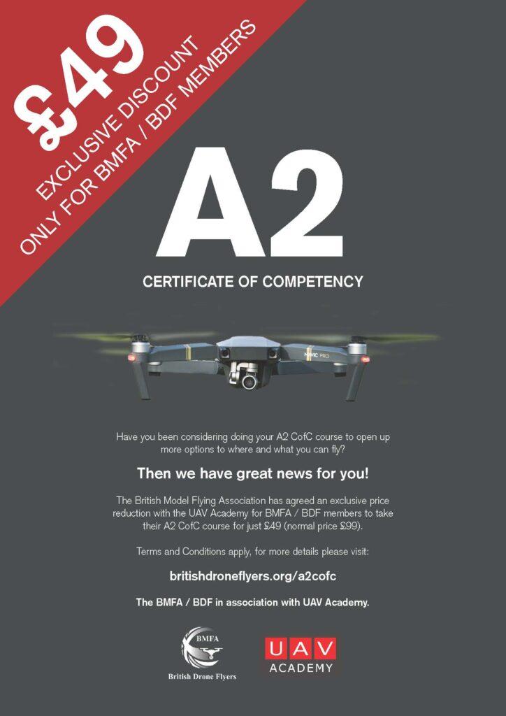 A2 CofC Advert